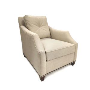 Beau Kensington Chair W/Nailheads
